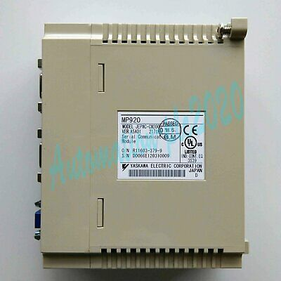 Used Yaskawa PLC module 217IF MP920 JEPMC - CM200  tested it in good condition