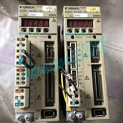 1PC Used Yaskawa SGDH-20AE PLC SGDH20AE  tested it in good condition