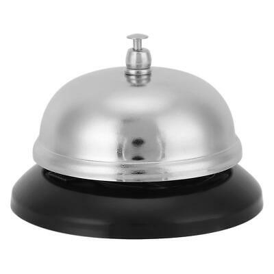 Stainless Steel Dinner Call Bell Desk Service Bell for Coffee Shop Restaurant