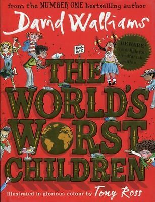 The World's Worst Children by Walliams, David, NEW Book, FREE & FAST Delivery, (