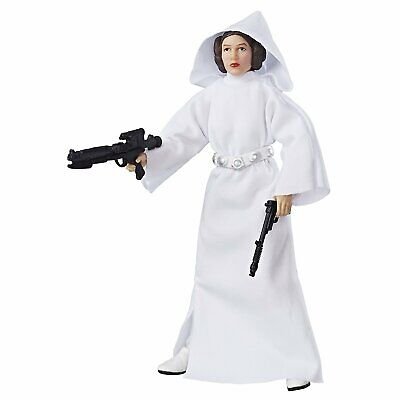 "Star Wars The Black Series 40th Anniversary Princess Leia Organa 6"" Action Figur"