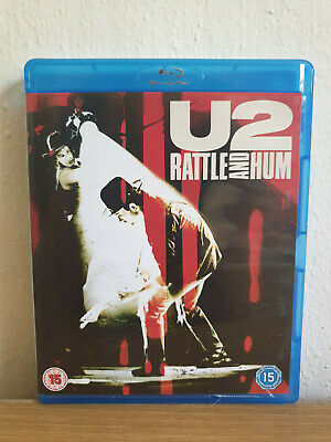 U2 - Rattle And Hum (Blu-ray, 2008) - Rare OOP
