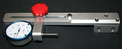 South Bend 9 Lathe X -Axis Cross Slide Dial Indicator Mount