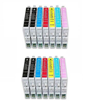 Remanufactured Ink Cartridge for Epson 48 T048 Stylus R200 R220 R300 R300M R320