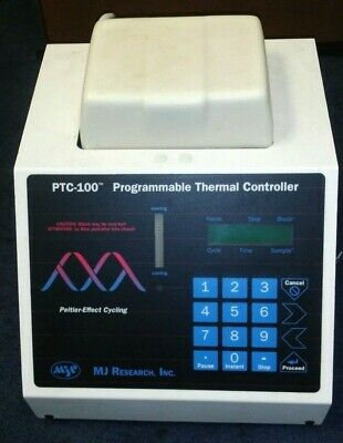 PTC-100 Programmable Thermal Cycler