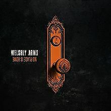 No Place Is Home (Inkl.Mp3 Code) [Vinyl LP] von Welshly Arms | CD | Zustand gut