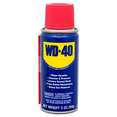 New 375435  Wd-40 3 Oz (12-Pack) Accessories Cheap Wholesale Discount Bulk