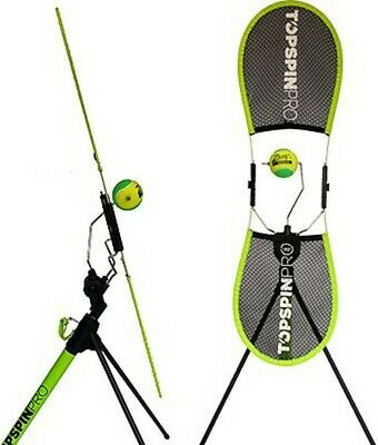 top spin pro, topspin, tennis, tennis training equipment