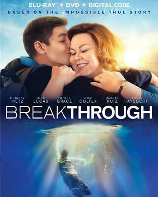 Breakthrough (2 Blu-Ray) [Edizione: Stati Uniti] Used - Very Good Blu-Ray/Dvd