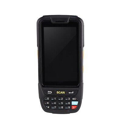 Handheld PDA POS Terminal Touch Screen 2D Barcode Scanner 4G WiFi Bluetooth GPS