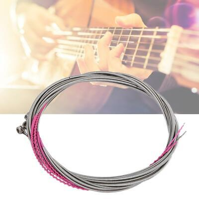 Silver Electric Bass Guitar Strings Steel Wire Core fr 4 String Bass Replacement