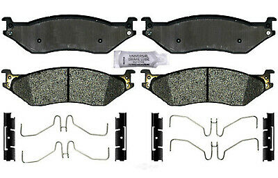 For Ford F-450 Super Duty F-550 Super Duty Front,Rear  Super Duty Brake Pads