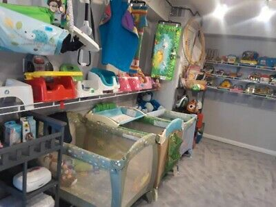 Upscale Thrift Store, babies and kids clothing store All items must GO.