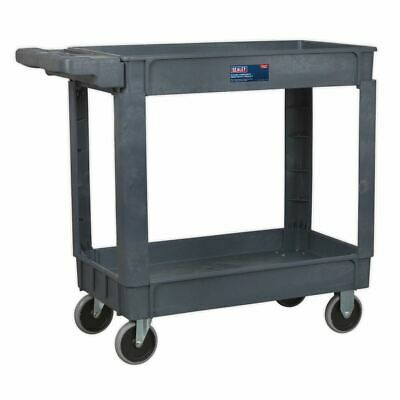 Sealey CX202 Trolley 2-Level Composite Heavy-Duty