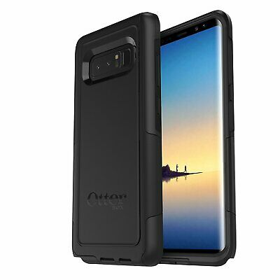 OtterBox COMMUTER SERIES Case for Samsung Galaxy Note8 - BLACK