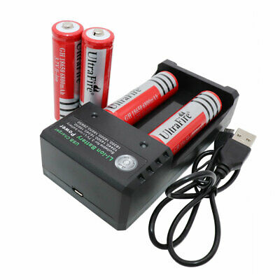 2pcs 3600mAh BRC Rechargeable 3.7V Li-ion lithium BRC Replace Battery Wuality UK