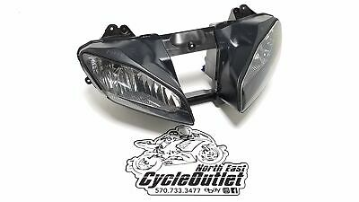 03-09 YAMAHA YZFR6S Yzf R6S R6 Headlight Head Light Lamp