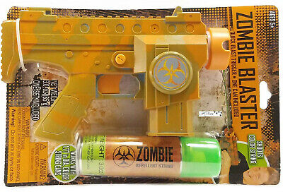 Zombie Silly String Blaster Toy