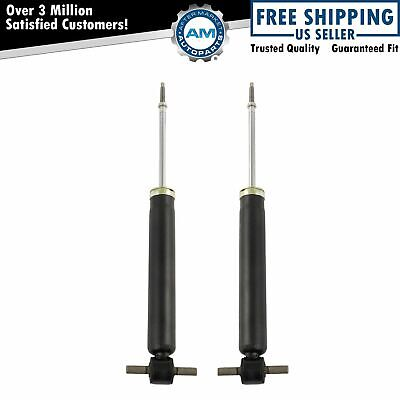 Rear Shock Absorber LH Driver RH Passenger Pair Set 2pc for Edge MKX