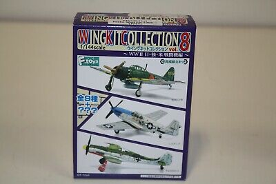 F-Toys 1//144 Wing Kit Collection 4 JASDF Vol.28 T-6 Work Shop Rescue Wing 02B