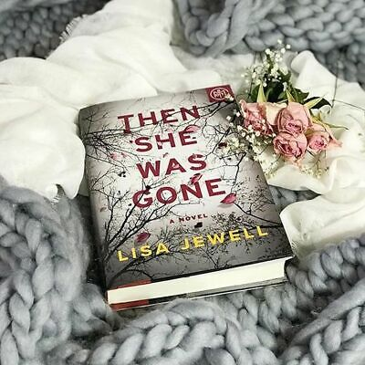 "Then She Was Gone by Lisa Jewell ""P.D.F & £PUB"""