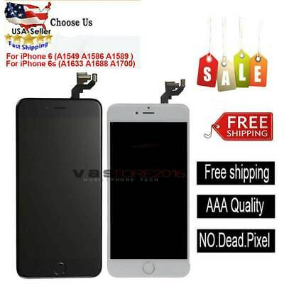 For iPhone6 6S LCD Replacement Touch Screen Digitizer Display Assembly+Button