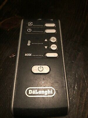 Delonghi Heater Fan Remote Control