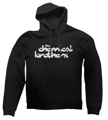 CHEMICAL BROTHERS Hoodie Music Hoody Festival Concert Tour Printed Tickets