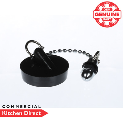 *Genuine Part* Rational Drain Plug With Chain For Trolley SCC Line - 60.60.566