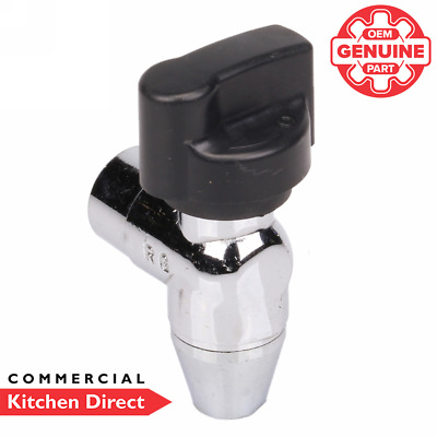 *Genuine Part* Roller Grill Drain Tap - B10012