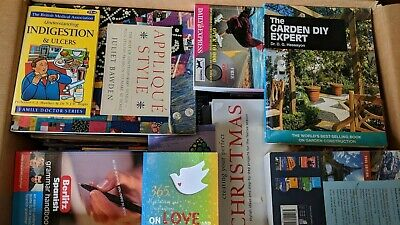 Pallet of over 300+ NON FICTION Used Books | FREE Delivery | Wholesale Joblot