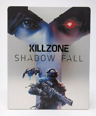 Killzone Shadow Fall PS4 PlayStation 4 Limited Edition Steelbook