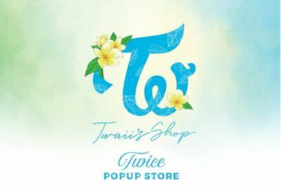[TWICE] - 2019 Twaii's Shop in SEOUL OFFICIAL GOODS LIST + Free Tracking