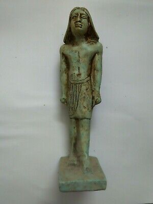 RARE ANCIENT EGYPTIAN AMENHOTEP II Statue 1427-1400 BC