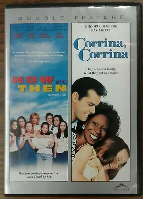 Now and Then & Corrina, Corrina (DVD, 2009) Double Feature