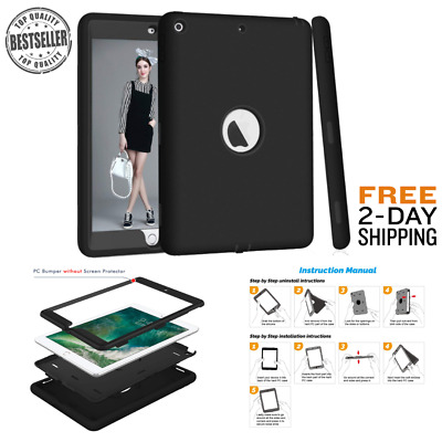 newest 9d3e4 bd096 NEW OTTERBOX DEFENDER Series Case for iPad 9.7