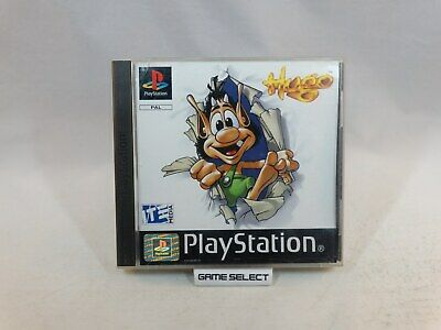 Hugo 1 Sony Ps1 Ps2 Ps3 Psx Playstation 1 2 3 One Pal Eur Ita Italiano Completo