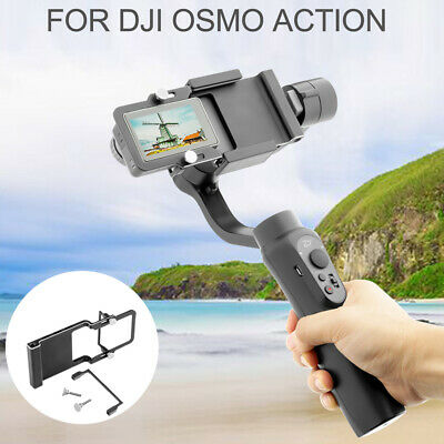 Camera Stabilizer Mount Adapter Bracket For DJI Osmo Action Mobile 2 Gimbal