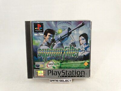 Syphon Filter 2 Sony Playstation 1 2 3 One Ps1 Ps2 Ps3 Psx Pal Italiano Completo