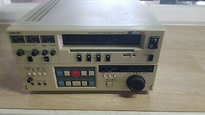 Sony VO-9850P U-Matic SP Player/Recorder - PAL