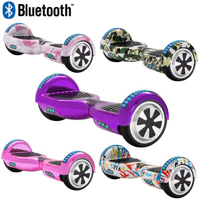 """Hoverboard 8"""" Electric Scooters Bluetooth Self Balance Scooter Smart Board+Bag"""