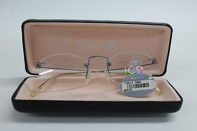 cace2206f3c2 ICE 5 Light Weight Drill Mount Designer Rimless Eyeglass Display Frames NEW