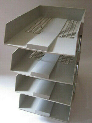 Myers Systemtray 44 Grey Filing Trays