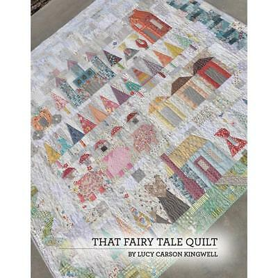 That Fairy Tale Quilt Jen Kingwell Designs Scrappy Quilt Pattern Booklet