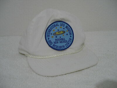 International UFO Museum & Research Center Roswell NM Hat Cap Flying Saucer