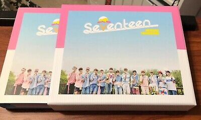 SEVENTEEN Love & Letter REPACKAGE ALBUM UPC 8804775071980 No Photocard GOOD