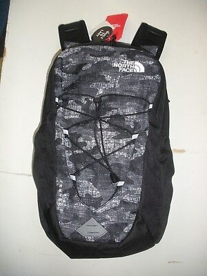 9c92163eb THE NORTH FACE Jester Backpack- Daypack- Style Chj4- Tnf Black ...