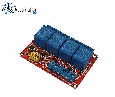 16 CHANNEL 12V Relay Module Board with Optocoupler Power