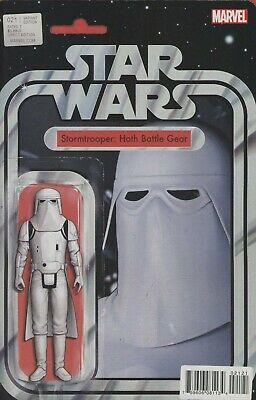 Star Wars #21 Snowtrooper Action Figure Variant Marvel Comics Near Mint