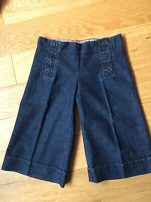 Next Girls Denim Culottes Age 5